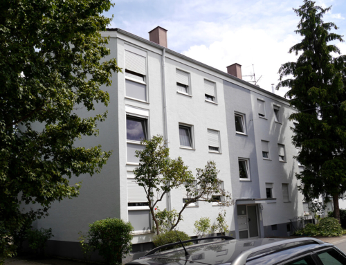 Mehrfamilienhäuser, Wiesloch