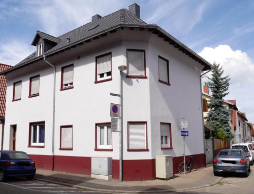 Wohnhaus, Hockenheim