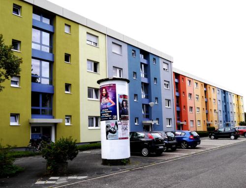 Mehrfamilienhaus, Mannheim
