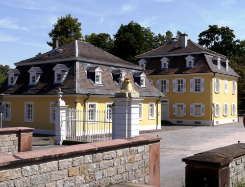 Schlösser und Gärten, Bruchsal