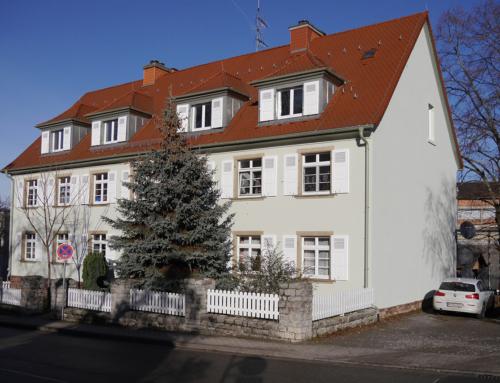 Mehrfamilienhaus, Bruchsal