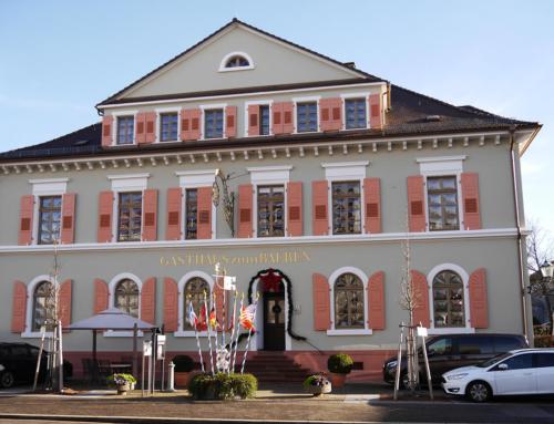 Gasthaus Bären, Bruchsal