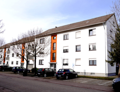 Familienheim, Ettlingen