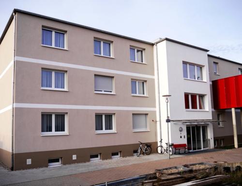 AWO Seniorenhaus, Waghäusel