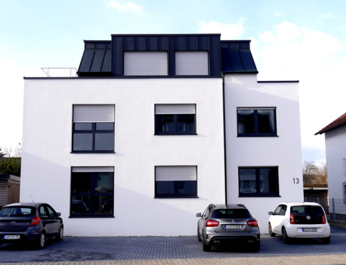 Mehrfamilienhaus, Waghäusel